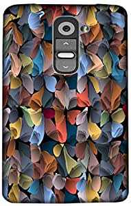 Timpax Light Weight One-piece construction Hard Back Case Cover Printed Design : Colours of the nation.Compatible with LG G2 mini ( D618 )