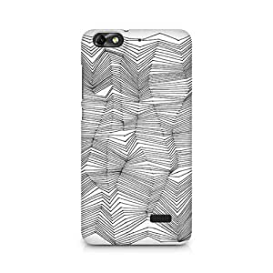 Mobicture Pattern Premium Designer Mobile Back Case Cover For Huawei Honor 4C