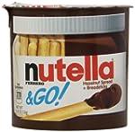 Ferrero Nutella & Go Hazelnut Spread...
