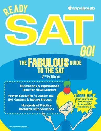 Ready SAT Go! The Fabulous Guide to the SAT