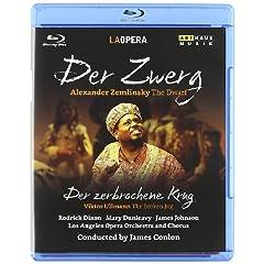 Zemlinsky: Der Zwerg (The Dwarf) / Ullmann: Der zerbrochene Krug (The Broken Jug)  [Live from Los Angeles Opera, 2008] [Blu-ray]