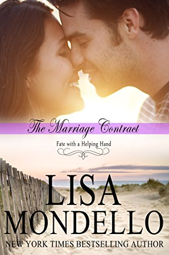Image of The Marriage Contract, a Romantic Comedy (Fate with a Helping Hand Book 2)