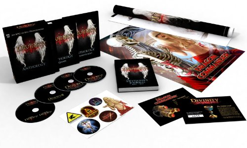 The Divinity Anthology: Collectors Edition  screenshot