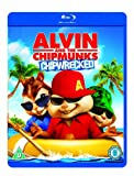 Alvin and the Chipmunks: Chipwrecked [Blu-ray] [2012]