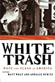 White Trash: Race and Class in America