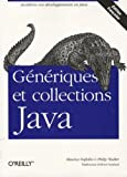 img - for G  n  riques et collections Java (French Edition) book / textbook / text book