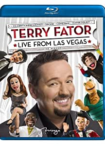 Terry Fator: Live from Las Vegas [Blu-ray]