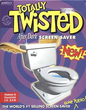 Totally Twisted: After Dark Screen Saver