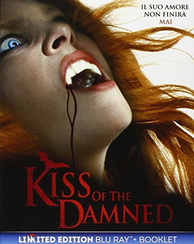 Kiss of the damned (limited edition)