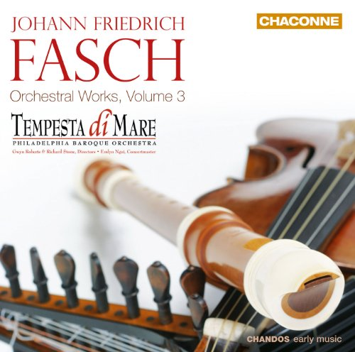 Buy Fasch: Orchestral Works, Vol. 3 From amazon