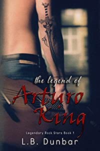 The Legend Of Arturo King by L.B. Dunbar ebook deal