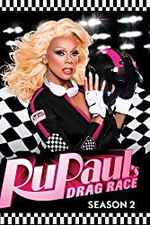 RuPaul's Drag Race: Season 2 (3 Discs)