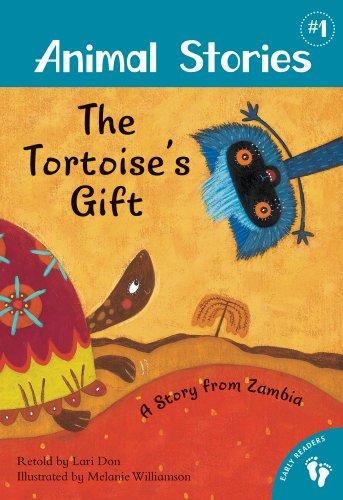 Animal Stories 1: The Tortoise's Gift