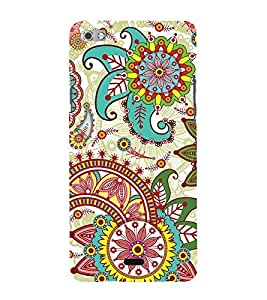 ifasho Designer Phone Back Case Cover Micromax Canvas Sliver 5 Q450 :: Silver Q450 ( Quotes Coffee Is Life Stressfree )