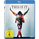 "Michael Jackson's This Is It  [Blu-ray]von ""Michael Jackson"""