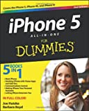iPhone 5 All-in-One For Dummies, 2nd Edition