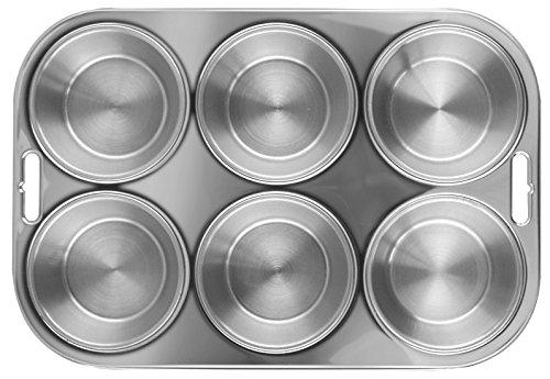 Fox-Run-Stainless-Steel-Muffin-Pan