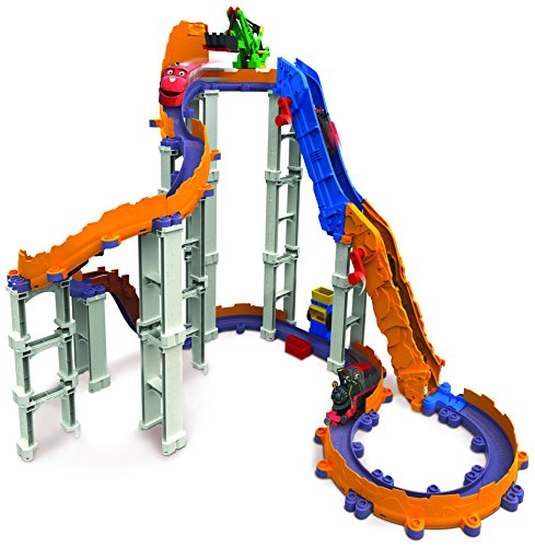 Chuggington StackTrack Mighty Excavator Set