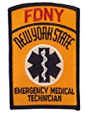 FDNY EMT PATCH