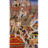 Akbar's Entry into the Fort of Ranthambhor, from the Akbarnama (V&A Custom Print)