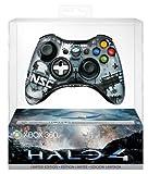 echange, troc Manette sans fil pour Xbox 360 + Halo 4