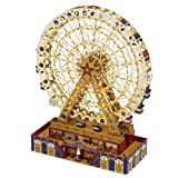 Gold Label Worlds fair Animated Musical Grand Ferris Wheel