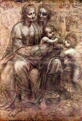 Picture Of Da Vinci