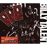 "666 Live (CD + DVD)von ""Billy Talent"""