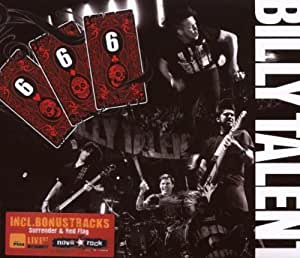 666 Live [CD + DVD]