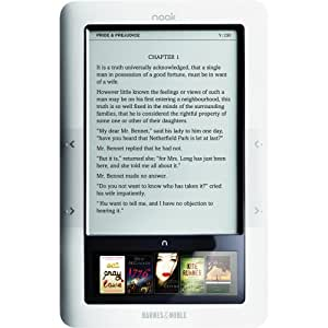 Barnes & Noble Nook eReader - no 3G