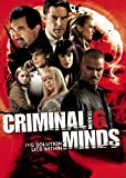 Criminal Minds: Sixth Season [DVD] [Import]