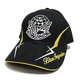 自衛隊グッズ 帽子 ブル-インバルス 部隊マーク 黒