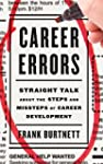 Career Errors: Straight Talk about th...