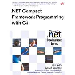 .NET Compact Framework Programming with C# (Microsoft .NET Development Series)