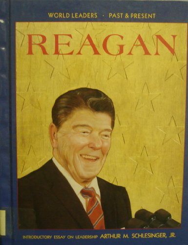 Ronald Reagan (World Leaders--Past and Present)