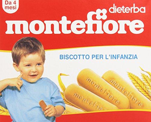 Montefiore - Biscotto, Per l'Infanzia - 360 g