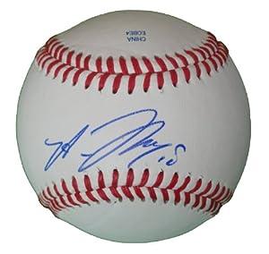 New York Yankees Hiroki Kuroda Autographed Signed ROLB Baseball, Los Angeles Dodgers,... by Southwestconnection-Memorabilia