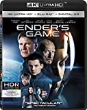 Image de Ender's Game [4K ULTRA HD + Blu-ray + Digital HD]