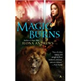 "Magic Burns (Kate Daniels)von ""Ilona Andrews"""