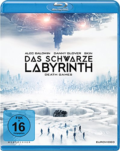 Das schwarze Labyrinth - Death Games [Blu-ray]