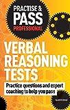 img - for Practise & Pass Professional: Verbal Reasoning Tests by Alan Redman (1-Jun-2010) Paperback book / textbook / text book