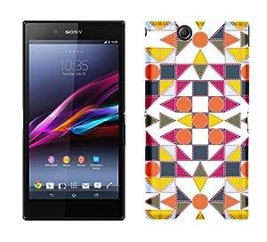 TrilMil Printed Designer Mobile Case Back Cover For Sony Xperia Z Ultra