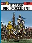 JHEN T.12 : LE GRAND DUC D'OCCIDENT