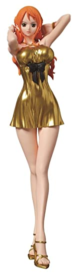 onepiece GLITTER & GLAMOURS ONE PIECE FILM GOLD NAMI MOVIE STYLE Nami Gold