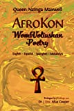 img - for AfroKon: WombVoliushan Poetry book / textbook / text book