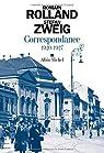 Correspondance 1920-1927 T2 par Zweig
