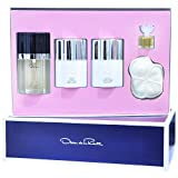 Oscar De La Renta Oscar Gift Set For Women (Eau De Toilette Spray, Bodybath, Bodylotion, Soap)