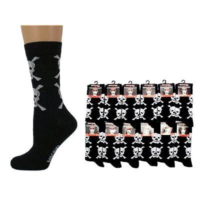 Dangerous Skull Ankle Socks Unisex