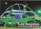 LAX LA319 - LOS ANGELES (LAX) INTERNATIONAL AIRPORT POSTCARD from SUPER FAST SHIPPER HIBISCUS EXPRESS, http://www.amazon.com/shops/AXD9LOVGJXES3