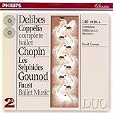 Delibes: Coppelia / Chopin: Les Sylphides / Gounod: Faust